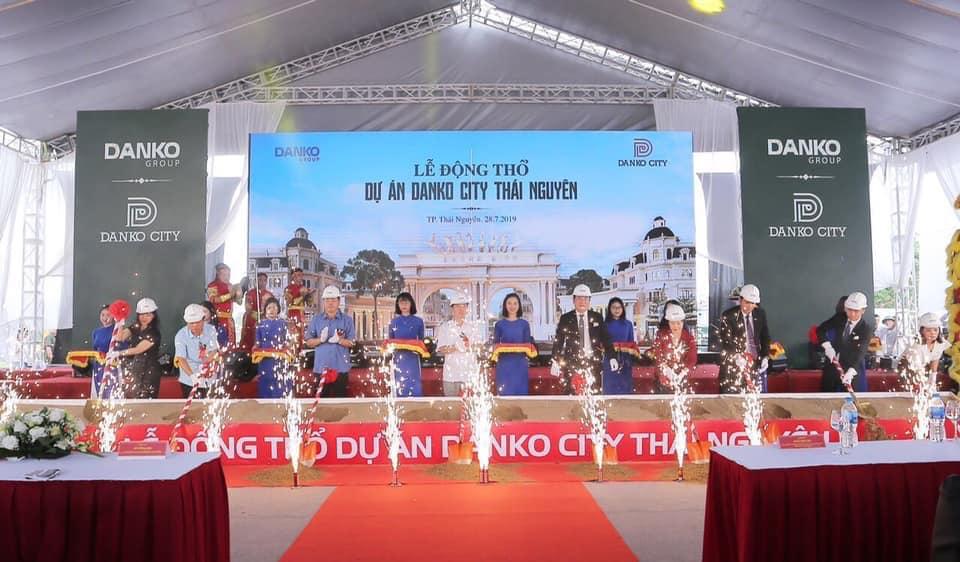 dong tho du an danko city